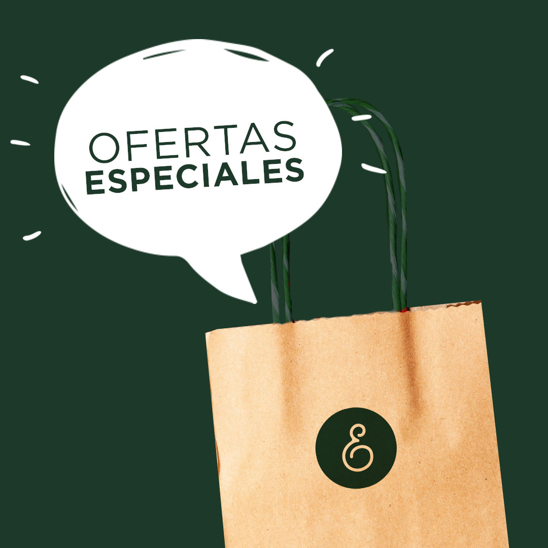 Ofertas </br>especiales